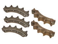 CR6619, 6Y2047 Caterpillar D4G Sprocket Segment Group