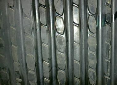 Caterpillar 277C2 Rubber Track  460x101.6x51 - Single