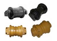 1248240, CR6151 Caterpillar D5C-XL Series III Bottom Roller, Double Flange