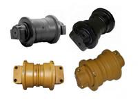 CR6089, 1205766, 1181618 Caterpillar D6T-LGP Bottom Roller, Double Flange