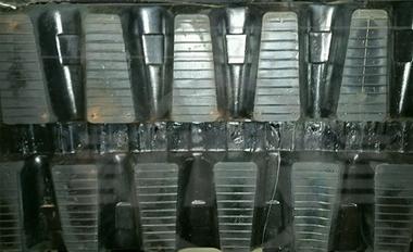John Deere 17G Rubber Track  - Single 230x96x35