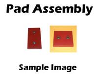 1873825 Pad Assembly, Backhoe