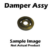 4W8089 Damper Assembly