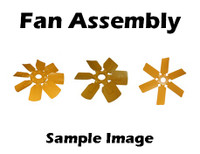 7N2131 Spider Assembly, Fan