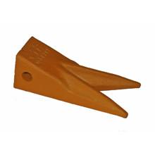 1358208 Bucket Tooth, Tip Twin Caterpillar Style (1358208, 1U3202WT)