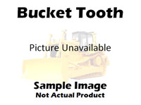 4T4702 Bucket Tooth, Tip Long Caterpillar Style