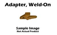 1711704, 4T4704 Adapter, Weld on Caterpillar Style