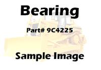 4E0275 Bearing, Front Caterpillar Style