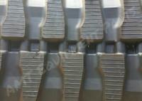 Bobcat 325D Rubber Track Assembly - Single 320 X 54 X 72