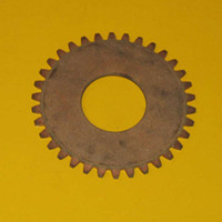 2A4444 Disc assembly, Clutch