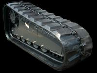 Bobcat T450 Rubber Track Assembly - Single 320 X 84 X 46
