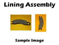 4V8417, 9C8022 Lining Assy