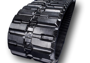 Case TV380 Rubber Track Assembly - Single 450 X 86 X 55