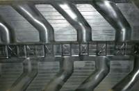 Doosan DX60 Rubber Track Assembly - Single 400 X 72.5 X 76