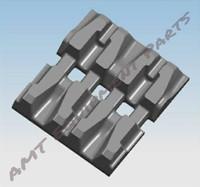 Kobelco 50SR Acera TR4 Rubber Track Assembly - Single 400 X 72.5 X 72