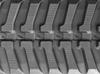Kubota KC100H Rubber Track Assembly - Single 250 X 72 X 50