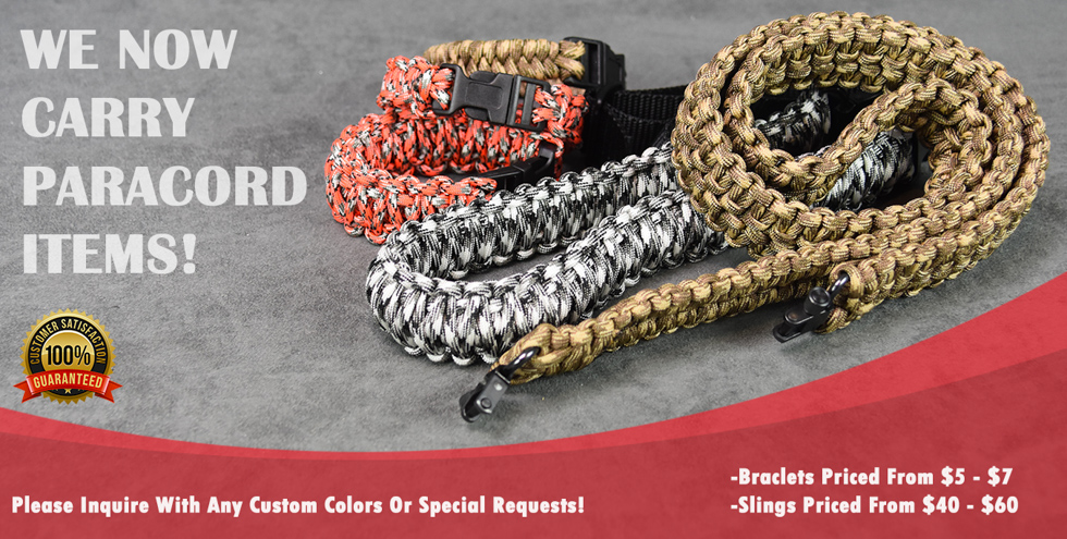 Paracord Slings