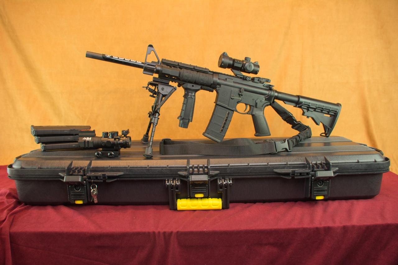 Image result for Ruger AR-556