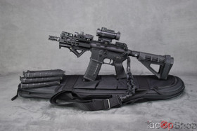 DB15P AR-15 Tactical Pistol in Black