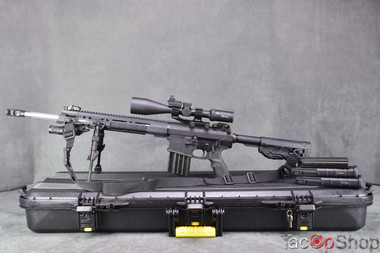 Diamondback 6.5 Creedmoor Left Side on Plano Case