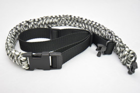 Adjustable paracord sling