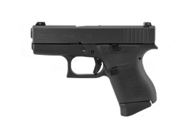 Glock 43 With Night Sights 9mm Pistol 2x6-Rnd Magazines