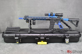 Aero Precision AR-15 SuperKit in Blue!
