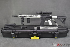 Aero Precision AR-15 SuperKit in White!