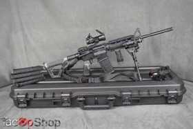 ArmaLite with Daniel Defense Furniture