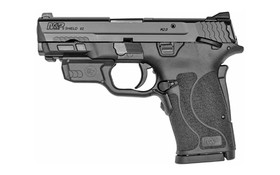 Smith & Wesson M&P9 SHIELD EZ M2.0 with laser