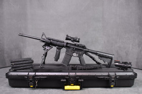 Smith and Wesson M&P15 Sport 2 - Limited Edition 1776 FLAG ENGRAVED