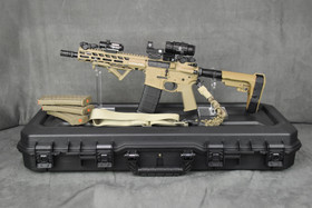 Stag Arms LEFT HANDED Pistol FDE