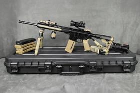 Ruger AR556 Flat Top - FDE