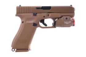 Glock 19X w/StreamLight - UX1950203SL