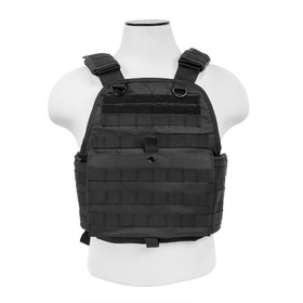 NcStar Plate Carrier -Black- Med-2XL