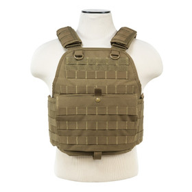NcStar Plate Carrier -Tan- Med-2XL