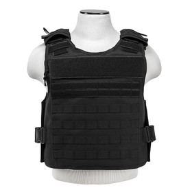 NcStar External Plate Carrier -Black- Med-2XL