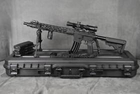 "Radical Firearms 5.56 Socom - 15""RPR w/TruGlo"