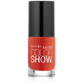 Maybelline Color Show Nail Polish, 130, Crushed Clementine