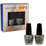 OPI All Stars Mini Nail Polish Duo, I Drive A Supernova & Is This Star Taken?