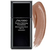Shiseido Perfect Refining Foundation SPF 16, D10 Golden Brown