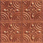 Wrought  Iron - Copper - #205