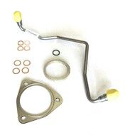 Mini Cooper  (Peugeot and Citroën) Oil Line Install Kit