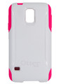 OtterBox Commuter Case Samsung Galaxy S5 wild orchid pink grey