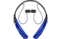 Blue LG Tone Pro HBS-750 Wireless Bluetooth Stereo Headset