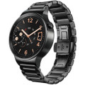 Huawei Watch 42mm Smartwatch Black Stainless Steel, Black Stainless Steel Link Band