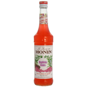 MONIN Premium Syrup Bubble Gum - Great for Cocktail combinations!