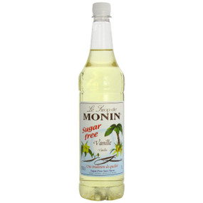 All the great taste of MONIN Vanilla, but with none of the calories!