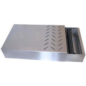 Under Grinder Knockout Drawer made from high quality Stainless Steel.