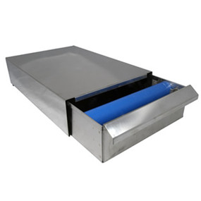 With the same capacity as the standard under grinder knock box, this Knockout Drawer is slightly narrower & taller to maximise space.